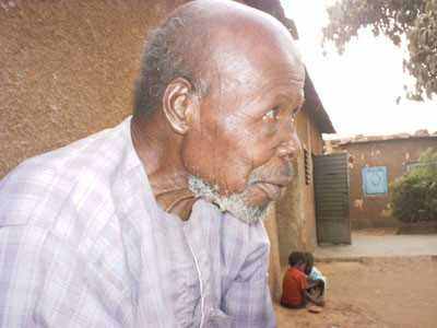 Pascal Ouedraogo, 102 ans