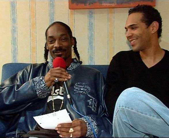 Snoop Dogg et Al Walser