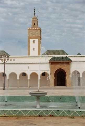 La Mosquée du Palais Royal à Rabat