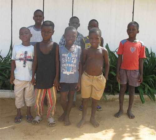 enfants victimes du trafic