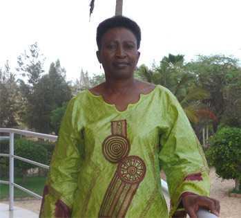Christine Naré-Kaboré