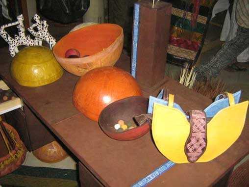 objets créés pour la chambre