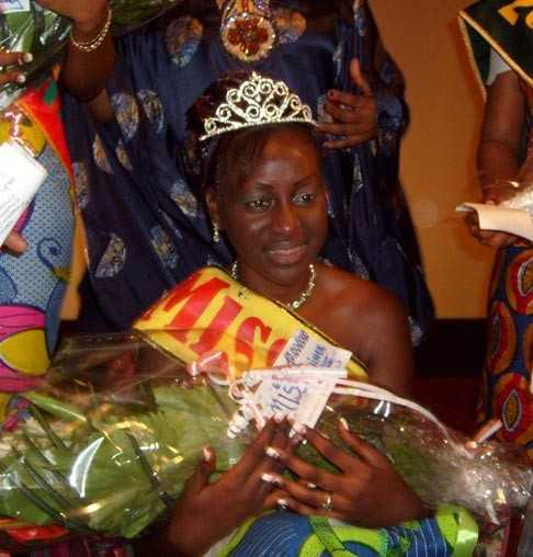 Miss Guinée 2008