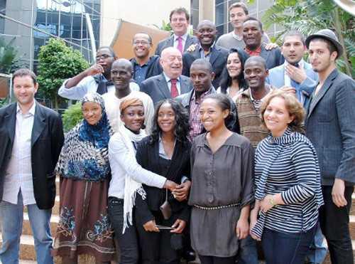 L'équipe d'Afrik.tv
