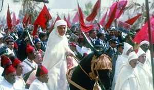 Sous Hassan II, la Fête du Trône devient un moment d'autocélébration (DR)