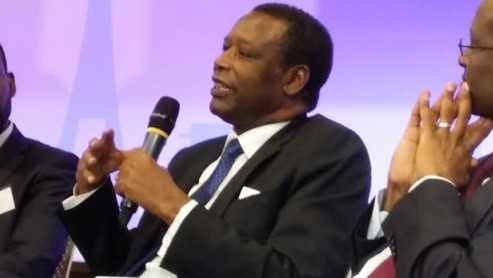 Pierre Buyoya (©OZR/Afrik.com)