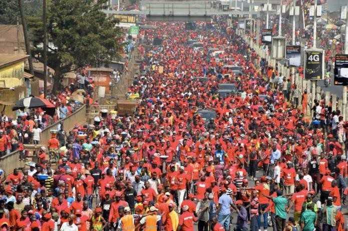 Guinée: le FNDC appelle à de nouvelles manifestations les 19 et 20 février