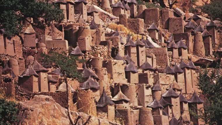 Mali : 1 million de dollars pour la restauration des sites de Bandiagara