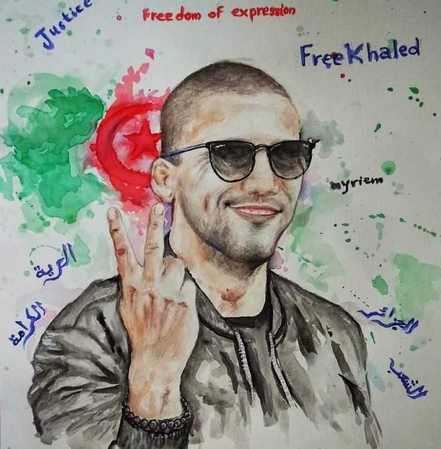 Algérie : Khaled Drareni condamné à deux ans de prison ferme en appel