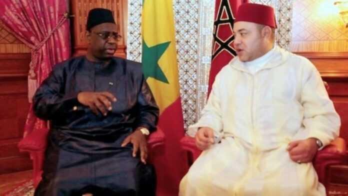 Macky Sall e Mohammed VI