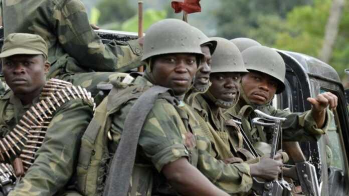 Las Fuerzas Armadas de la República Democrática del Congo